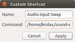 shortcut_define