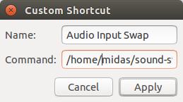 shortcut_define